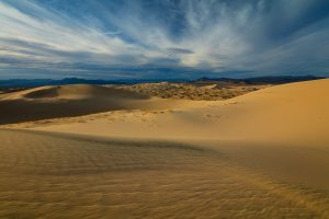 Kelso dunes, Mojave