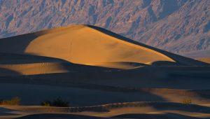 Mesquite Dunes, Death Valley NP